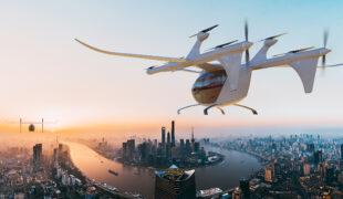 Avion électrique autonome chinois… et international!