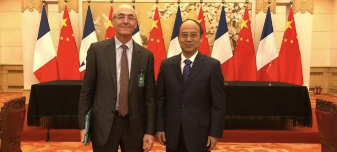Air Liquide, protocole d'accord avec le chinois Sinopec !