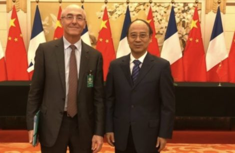 Air Liquide, protocole d'accord avec le chinois Sinopec!
