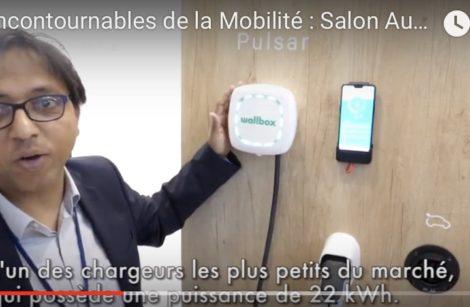Autonomy III, le salon parisien de la mobilité: octobre-2018