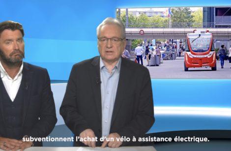 Digital JT AgoraNews-Mobility: les infos Mobiles de la mi-avril-2019