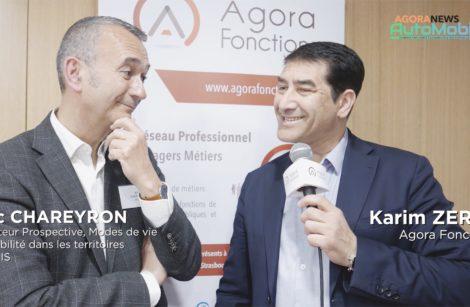 ARFA – Avril 2019 – Mobilités, alternatives en ville: ITW Flash d'Éric Chareyron, Keolis