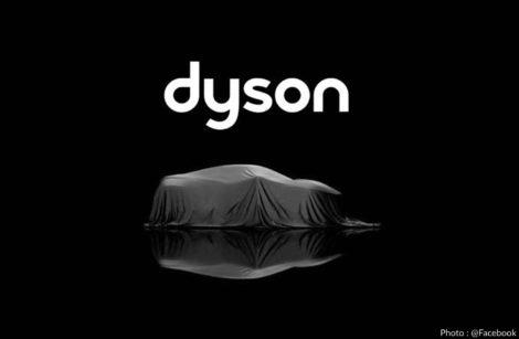 Dyson aspire à devenir constructeur de véhicules électriques…