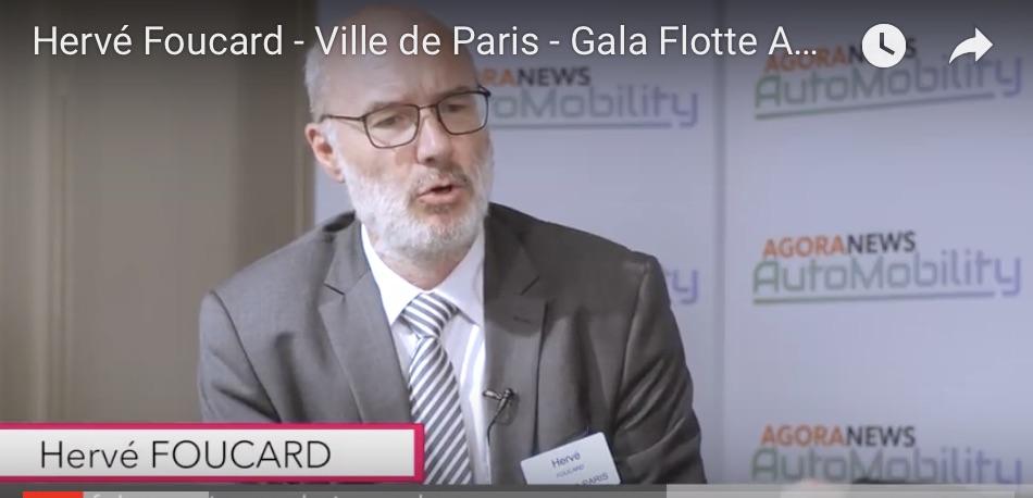 Hervé Foucard - Ville de Paris - Gala Flotte Auto 2018