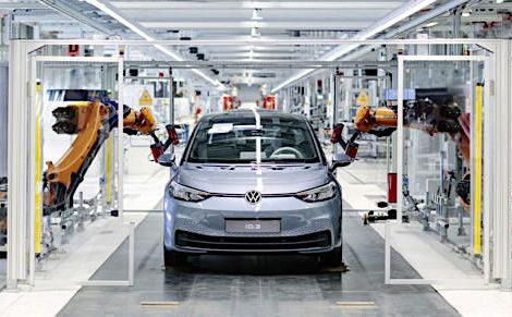 Quand Volkswagen à une nouvelle ID électrique!