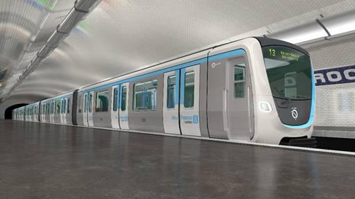 ÎDF Mobilités et la RATP : 2,9 milliards d'euros pour de nouveaux métros !