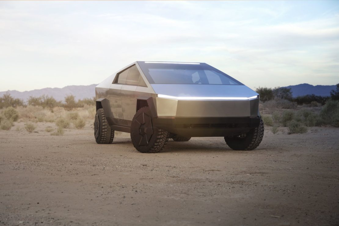 Tesla brise la glace… avec son pick-up futuriste !