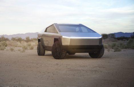 Tesla brise la glace… avec son pick-up futuriste!