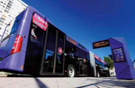 Tours Métropole, du gazole au gaz naturel pour les bus!