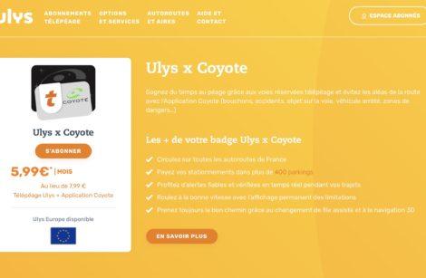 Ulys et Coyote, le deux en un!