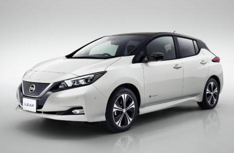 La Nissan Leaf va plus loin!