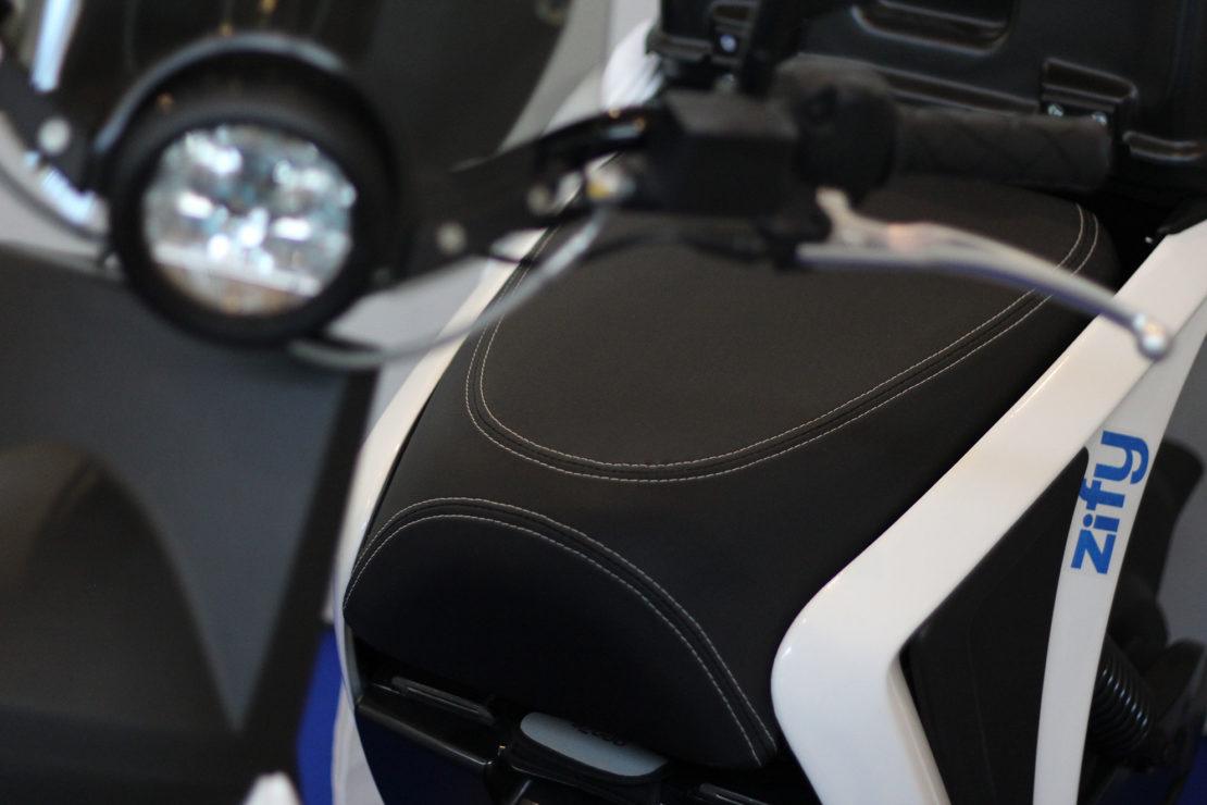 Zify et Peugeot Motocycles lancent leur service de scooters électriques partagés