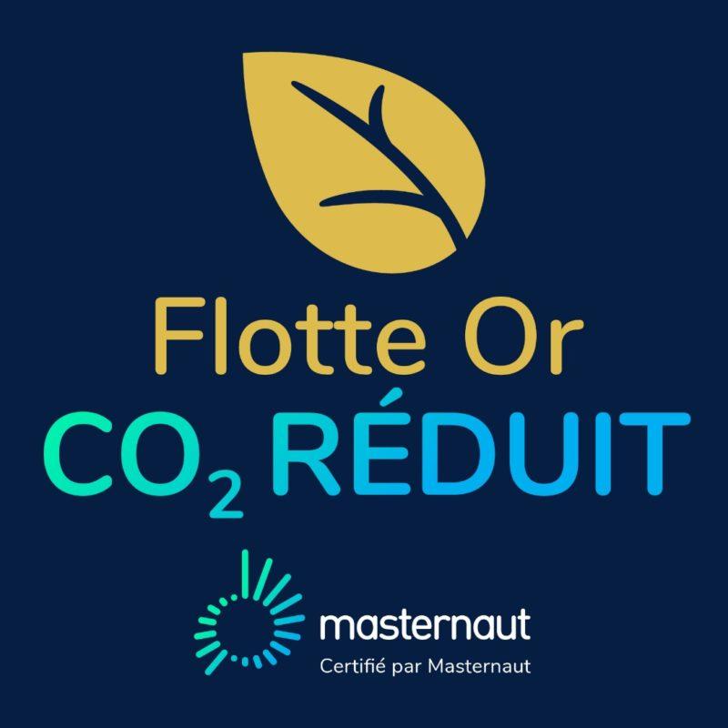 Masternaut lance sa certification CO2